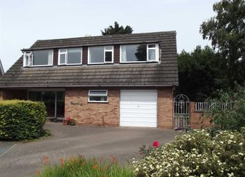 Thumbnail 4 bed detached house for sale in Overross Close, Ross-On-Wye, Herefordshire