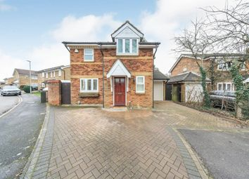 Thumbnail 3 bed detached house for sale in Rushall Green, Luton