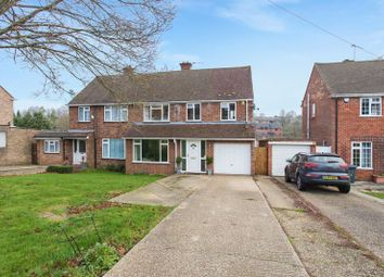 Thumbnail 4 bed semi-detached house for sale in Roberts Ride, Hazlemere, High Wycombe