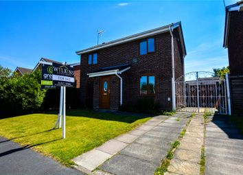 Thumbnail 3 bed detached house for sale in Lamprey, Dosthill, Tamworth, Staffordshire