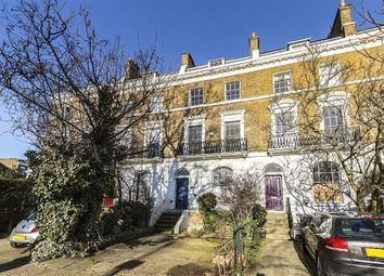 Thumbnail 4 bed terraced house for sale in Stockwell Terrace, London