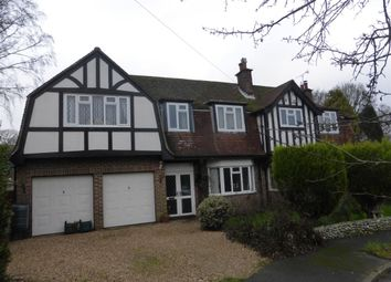 Thumbnail 5 bed property for sale in Howard Crescent, Bexhill On Sea, East Sussex