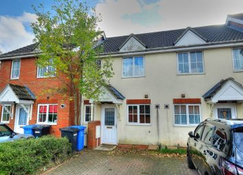 Thumbnail 2 bed terraced house for sale in Tizzick Close, Norwich