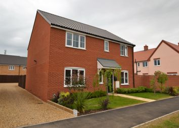4 bed detached house for sale in Poppy Street, Wymondham NR18