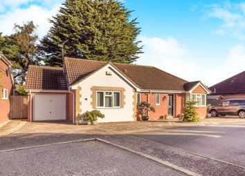 Thumbnail 3 bedroom detached bungalow for sale in Bellview Close, Briston, Melton Constable