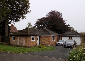 Thumbnail 1 bed detached bungalow for sale in Manor Road, Ashbourne