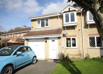 Thumbnail 3 bedroom end terrace house for sale in Farriers Close, Swindon