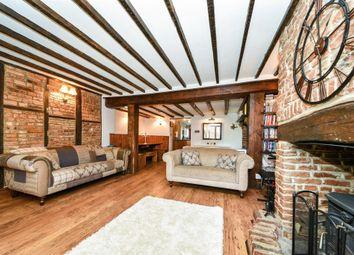 Thumbnail 4 bed semi-detached house for sale in School Lane, Marham, King's Lynn