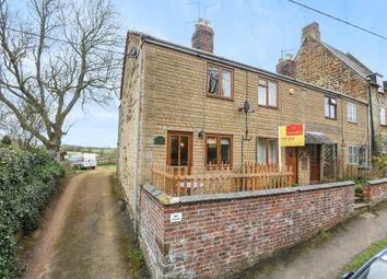 Thumbnail 2 bed end terrace house for sale in Culworth, South Northamptonshire