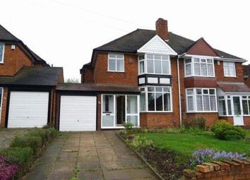 Thumbnail 3 bed property to rent in Yateley Avenue, Great Barr, Birmingham