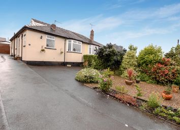 Thumbnail 3 bed semi-detached bungalow for sale in Swincar Avenue, Yeadon, Leeds