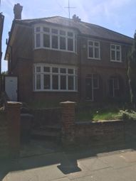 Thumbnail 4 bedroom semi-detached house to rent in Old Bedford Road, Luton