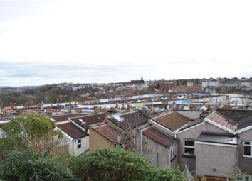 Thumbnail 1 bed flat to rent in Hill Street, Totterdown, Bristol