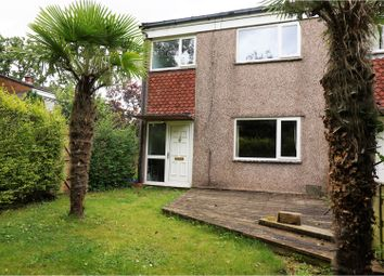 Thumbnail 3 bed end terrace house for sale in Cornwall Close, Macclesfield