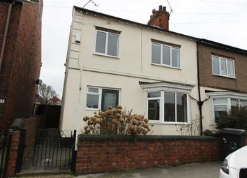 Thumbnail 3 bed semi-detached house to rent in Penmore Street, Hasland, Chesterfield, Derbyshire