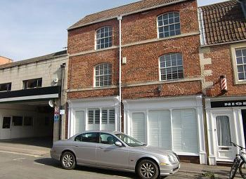 Thumbnail 1 bed maisonette to rent in Duke Street, Trowbridge, Wiltshire