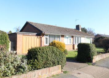 Thumbnail 3 bed detached bungalow for sale in Hillside Avenue, Worlingham