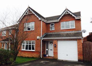Thumbnail 4 bed detached house for sale in Llwyn Yr Eos, Bradley Gardens, Merthyr Tydfil