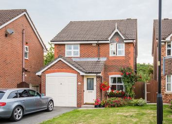 Thumbnail 3 bed detached house for sale in Merlin Close, Heapey, Chorley