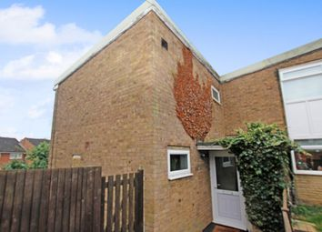 Thumbnail 2 bedroom end terrace house for sale in Spring Drive, Stevenage