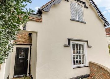 Thumbnail 2 bedroom end terrace house for sale in The Mint, Wallingford