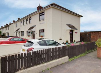 Thumbnail 2 bed flat for sale in Ardmillan Crescent, Newtownards