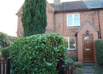Thumbnail 2 bedroom terraced house to rent in Church Lane, Nottingham