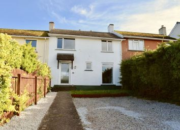 Thumbnail 3 bed terraced house to rent in Gibson Road, Paignton