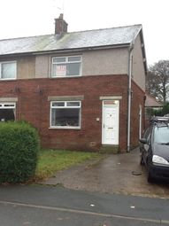 Thumbnail 3 bed semi-detached house to rent in Bates Avenue, Sowerby Bridge