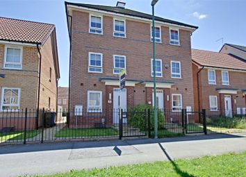 Thumbnail 4 bed semi-detached house for sale in Richmond Lane, Kingswood, East Yorkshire