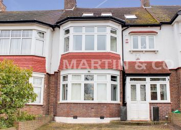 Thumbnail 4 bed semi-detached house for sale in Overton Drive, Wanstead, London