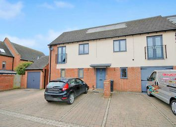 Thumbnail 2 bed flat for sale in Barring Mews, Upton, Northampton