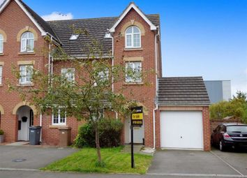 Thumbnail 3 bed terraced house for sale in Steeple Way, Stoke, Stoke-On-Trent