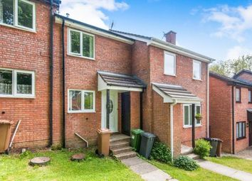 Thumbnail 2 bed terraced house for sale in Linnet Close, Exeter