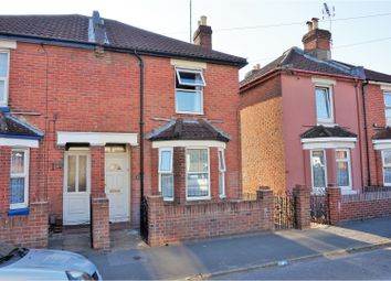 Thumbnail 2 bedroom semi-detached house for sale in Percy Road, Southampton
