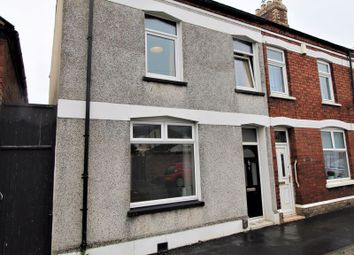 Thumbnail 3 bed end terrace house for sale in North Street, Cardiff
