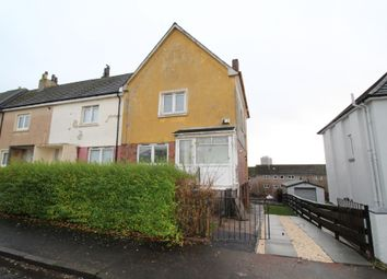 Thumbnail 3 bed terraced house to rent in South Commonhead Avenue, Airdrie, North Lanarkshire