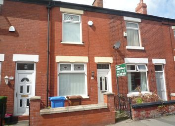 Thumbnail 2 bed terraced house to rent in Osborne Road, Stockport