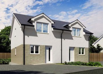 Thumbnail 3 bed property for sale in Drongan, Ayr
