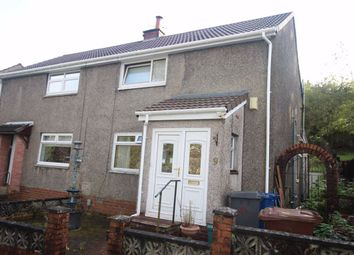 Thumbnail 3 bedroom semi-detached house for sale in Dingwall Drive, Greenock