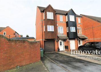 Thumbnail 3 bed semi-detached house for sale in Hill Road, Tividale, Oldbury