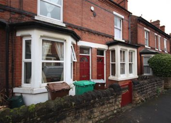Thumbnail 3 bed terraced house for sale in Crossman Street, Nottingham, Nottinghamshire