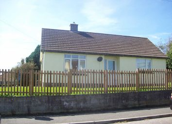 Thumbnail 2 bed detached bungalow to rent in Turnpike, Helston