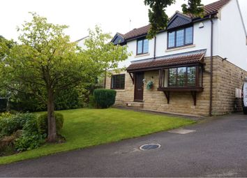 Thumbnail 4 bed detached house for sale in Oaklands, Nab Wood