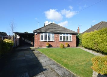 Thumbnail 4 bed detached bungalow for sale in Hollytree Road, Plumley, Knutsford