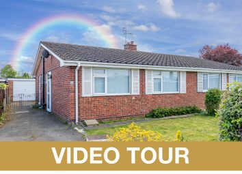 Thumbnail 2 bed semi-detached bungalow to rent in Cherry Tree Crescent, Salford Priors