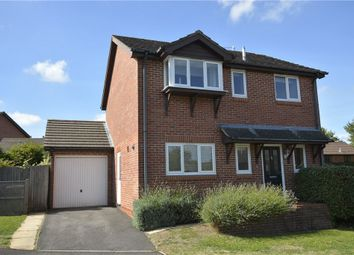 Thumbnail 3 bed detached house for sale in Wheatland Close, Winchester, Hampshire
