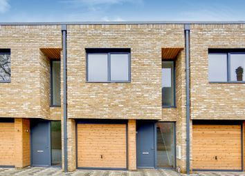 Thumbnail 4 bed town house for sale in Helena Close, Southfields, London