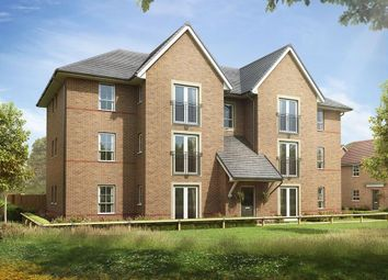 "Thumbnail 2 bedroom flat for sale in ""Foxton"" at Beech Croft, Barlby, Selby"