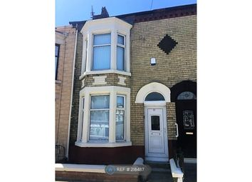 Thumbnail 3 bedroom terraced house to rent in Stuart Road, Liverpool
